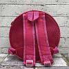 3д рюкзак пончик - розовый, фото 2
