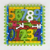 """Кубики """"Математика №1"""" 114/19 (24) """"BAMSIC"""""""