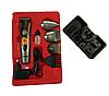 Машинка для стрижки волос BROWN МР-5580 KM-580A 7в1 | Триммер бритва, фото 3