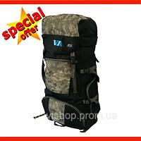 Рюкзак рыбацкий 85 л, VA, рыбалка, карповая сумка, Рюкзак карповый