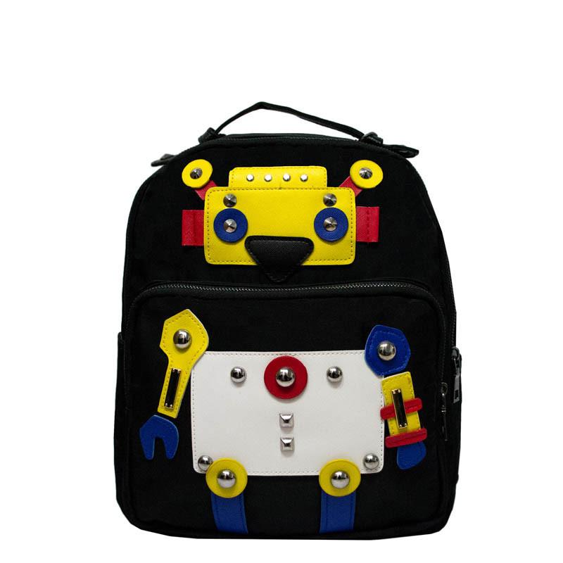 Стильный рюкзак iRobot Черный