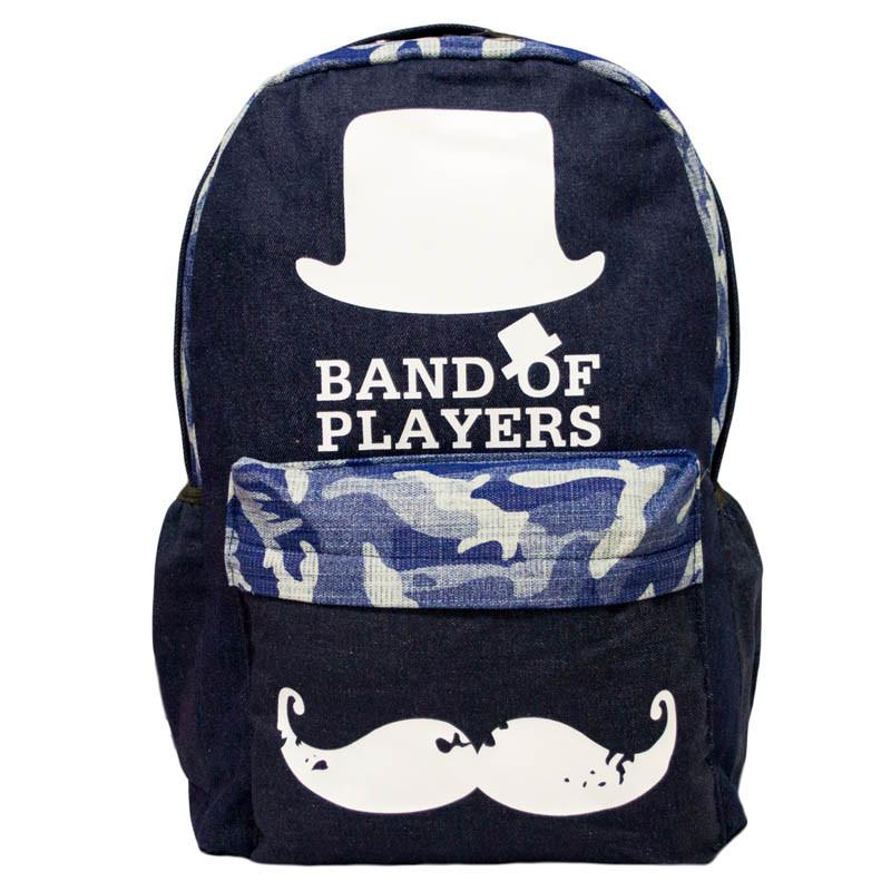 Стильный рюкзак Band of Players Цвет Синий