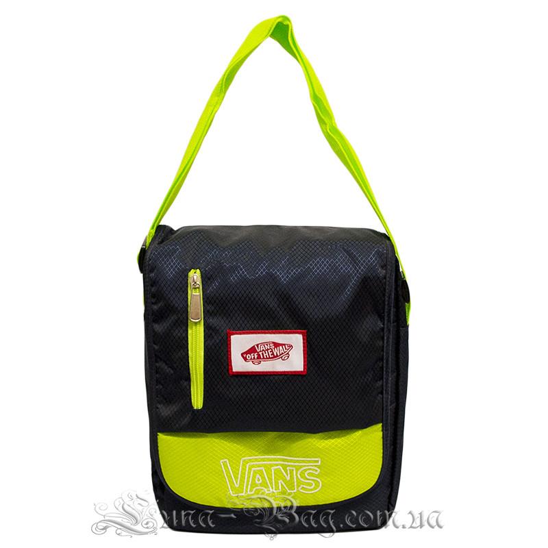 Молодежная сумка через плечо (VANS MINI) 4 Цвета Тёмно-Синий