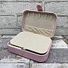 Однотонная шкатулка для украшений.Цвет Розовый, фото 2