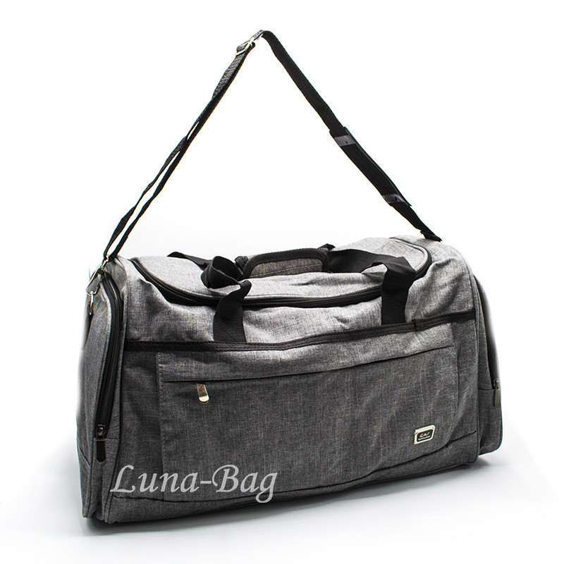 Дорожная сумка 4 Цвета Серый