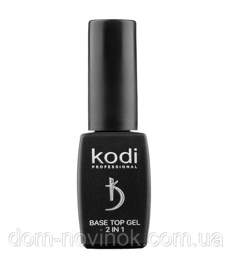 Kodi Base Top Gel 2в1 , 8 мл