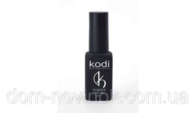 Rubber Top Kodi (Каучукове верхнє покриття для гель лаку) 8 мл.