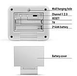Датчик ThermoPro TX-2 для TP60S, TP62, TP63, TP63A, TP65A, TP67A (-20°C ~ 70°C; 10% ~ 99%), фото 2