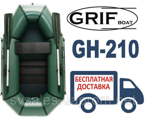 Grif GH-210 лодка 1,5-местная (Разные модификации)