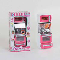 Мини кухня 66097 (48/2) с аксессуарами, световые и звуковые эффекты, в коробке