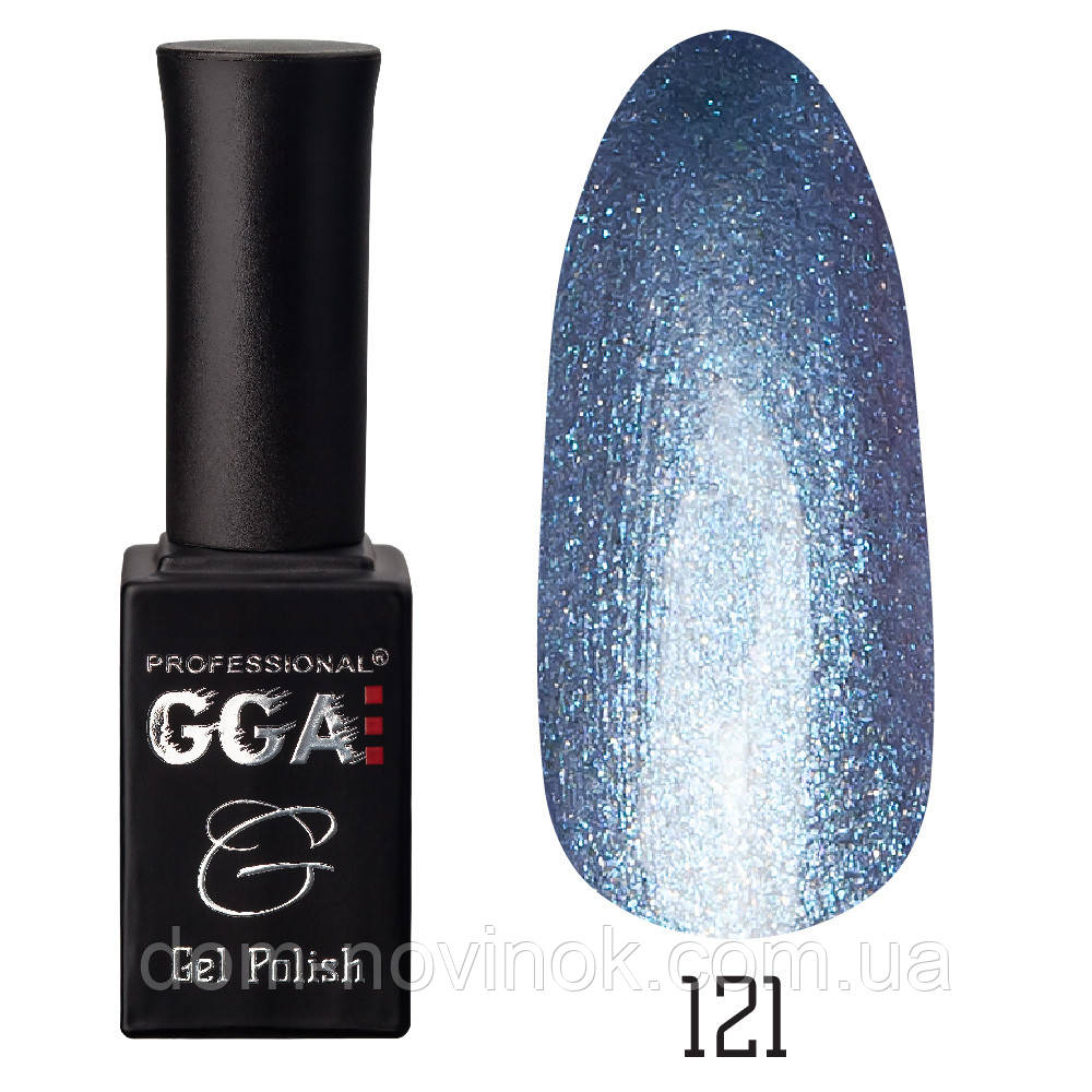 Гель-лак GGA Professional №121,10 мл