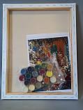 """Набор-стандарт, картина по номерам, """"Шедевры мирового искусства 8.52, 35х45см, ROSA START, фото 2"""