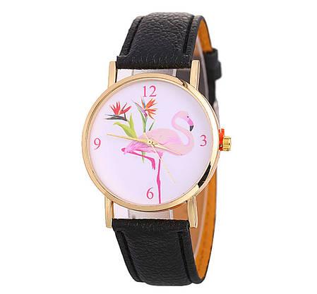 Часы женские фламинго, фото 2