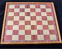 Ігровий набір 3 в 1 нарди і шахи та шашки (48х48 см) 509