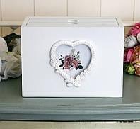 Фотоархив-Сердце с розами  25210