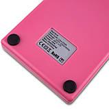 Фрезер для манікюру Lina Mercedes 20000 об/хв (рожевий), фото 2