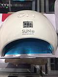 UV-LED Лампа SUN-6S 48W Біла, фото 5