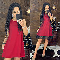 Женское красивое модное нарядное платье