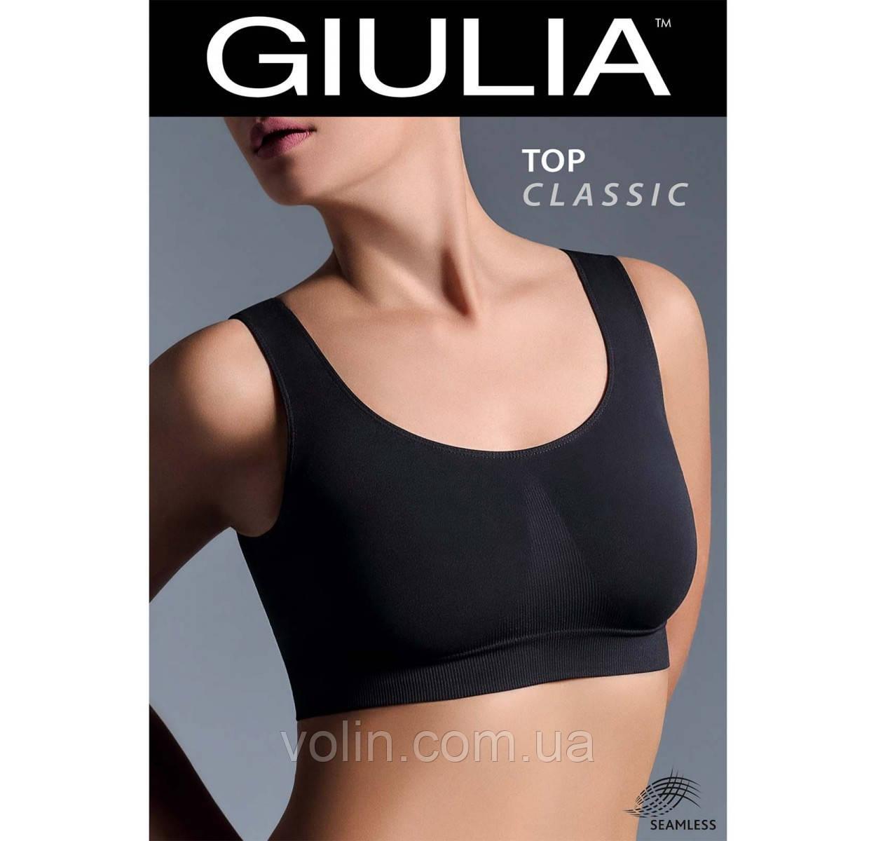Топ женский Giulia Top Classic.