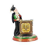Статуэтка Судья - карандашница 24 см  ВП805