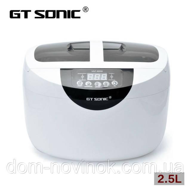 Ультразвуковой очиститель VGT-6250
