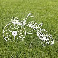 Велосипед декор садовый 40*60*30 см  4092015