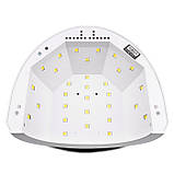 LED+UV Лампа SUNUV SUN 1 48W White (оригинал), фото 4