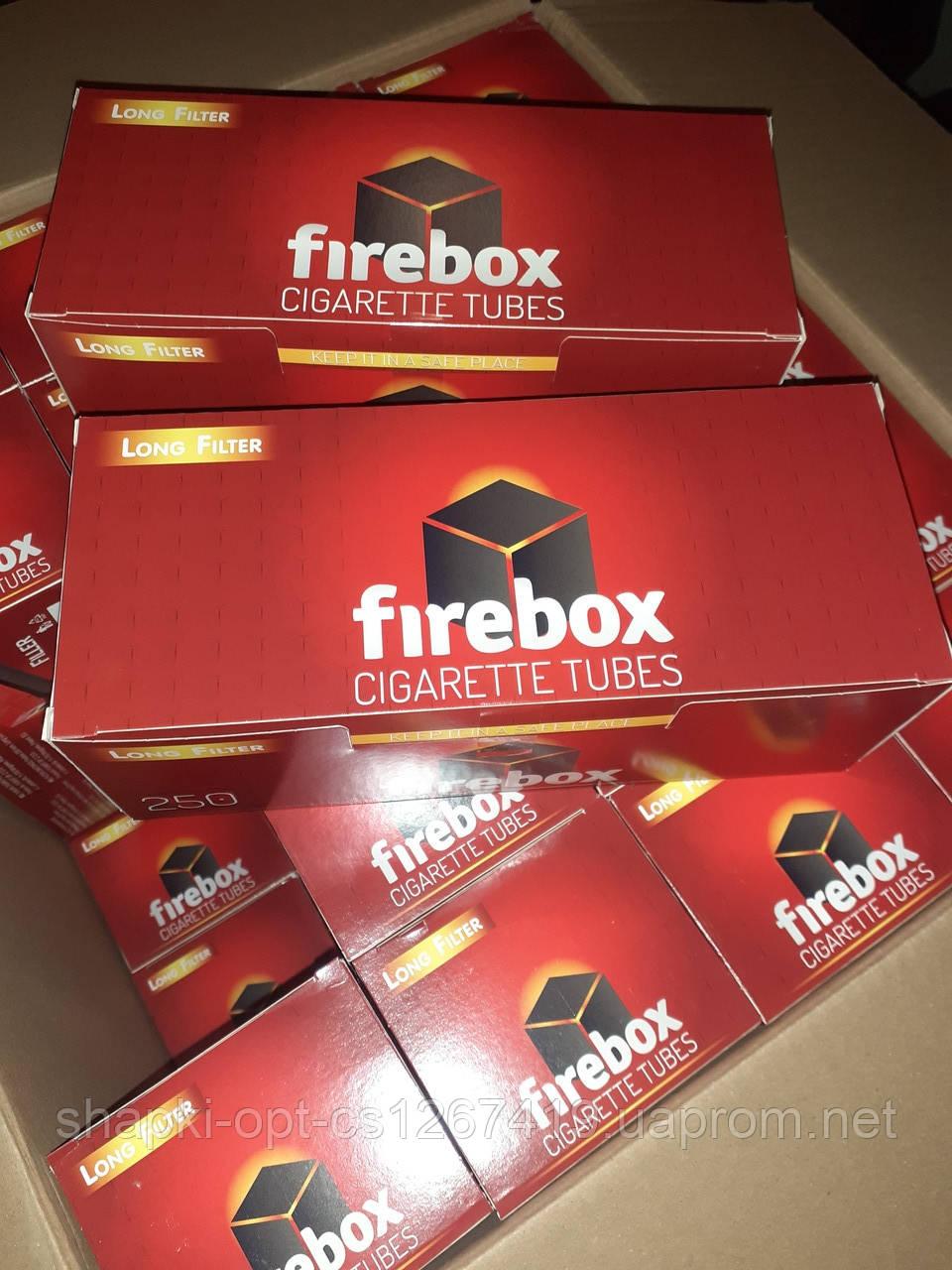 Гильзы Firebox с полным фильтром