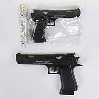 Пистолет музыкальный 8180-32 А (192/2) световые эффекты, на батарейках, в кульке