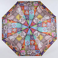 Яркий складной зонт Lamberti  (полный автомат) арт. 73942-2, фото 1