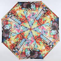 Яркий складной зонт Lamberti  (полный автомат) арт. 73942-4, фото 1