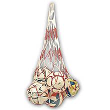 Сетка для мячей Spokey Snug 82240 (original), сетка для переноски мячей, сетка для хранения мячей
