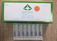 Иглы для мезотерапии Mesoram 30G /13