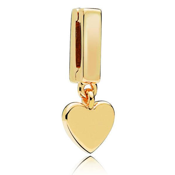 Пандора Клипса Reflex Парящее сердце Shine Pandora 767643