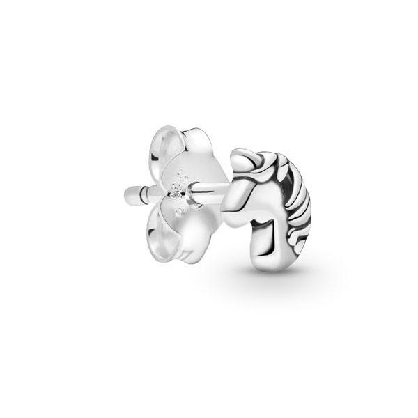 Пандора Одиночная серьга-пусет «Мой сказочный единорог» Pandora ME 298535C00