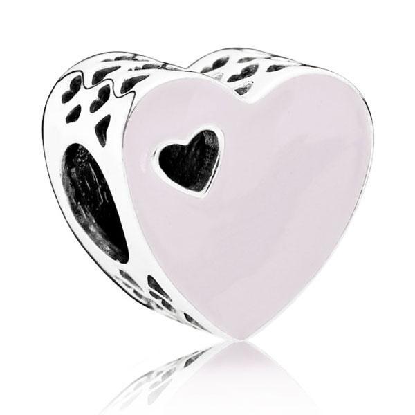 Пандора Подвеска-шарм из серебра Сладкая любовь Pandora 791812EN40