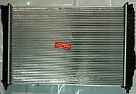 """""""GM"""" Радіатор охолодження в сборі з вентилятором Chevrolet Aveo T250/T255; ZAZ Vida 1.5 8V, фото 1"""