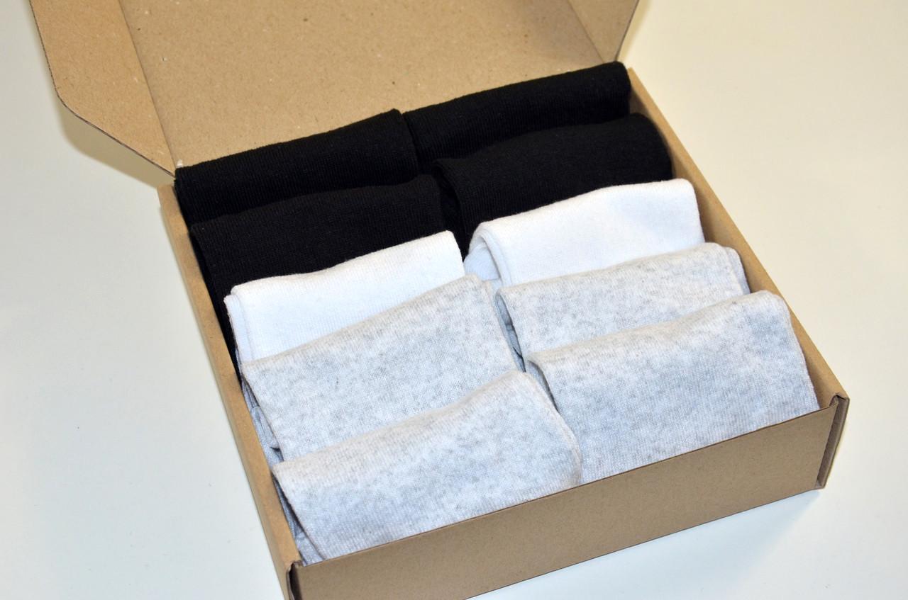 Набор носков на каждый день 10 пар в комплекте 36-39