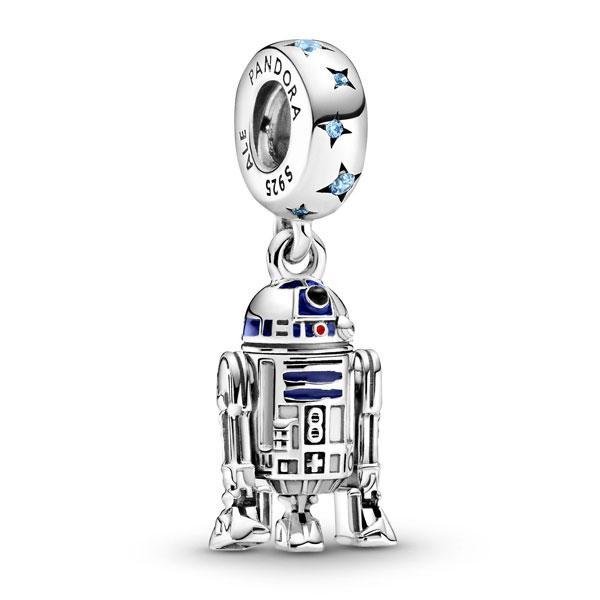 """Пандора Шарм """"Дроид R2-D2"""" Звездные Войны Pandora 799248C01"""