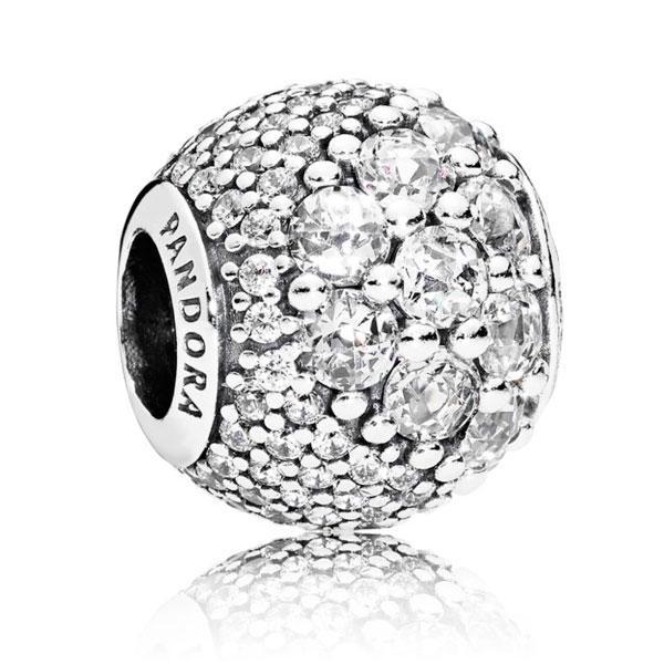 Пандора Шарм «Магия сияющего паве» Pandora 797032CZ