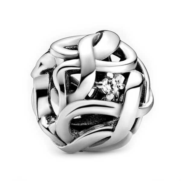 Пандора Шарм Ажурная бесконечность Pandora 798824C01