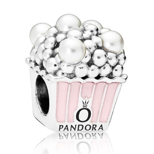 Пандора Шарм Вкусный попкорн Pandora 797213EN160