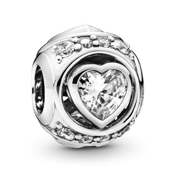 Пандора Шарм Возвышенное сердце Pandora 798464C01