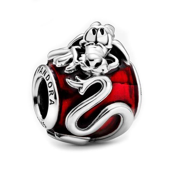 Пандора Шарм Дракон Мушу Мулан Disney Pandora 798632C01