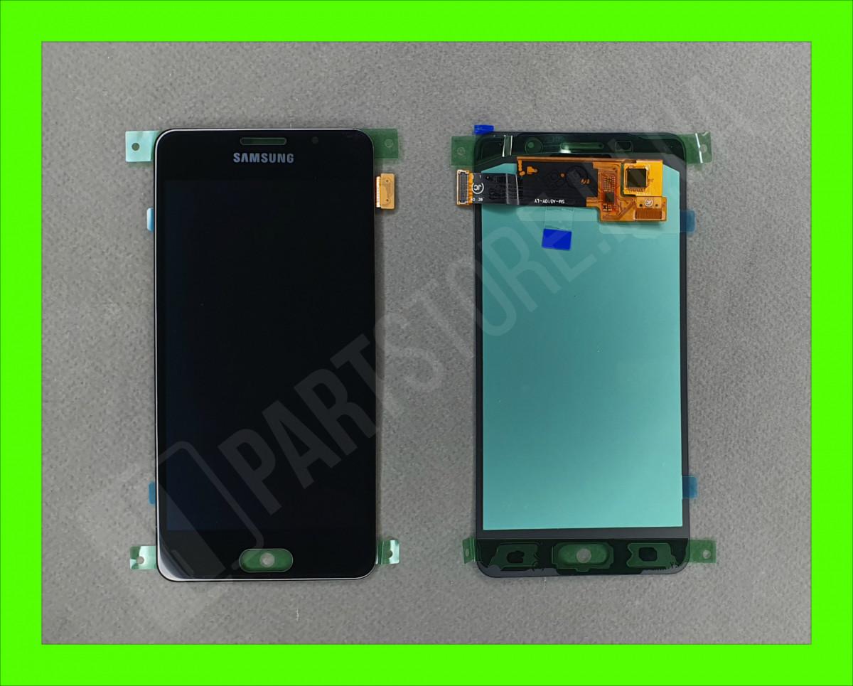 Дисплей модуль Samsung SM A510 OLED A5 Black 2016
