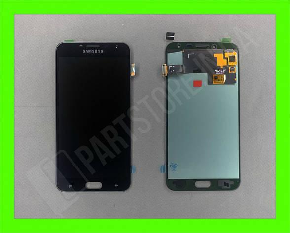 Дисплей модуль Samsung SM J400 OLED J4 Black 2018, фото 2