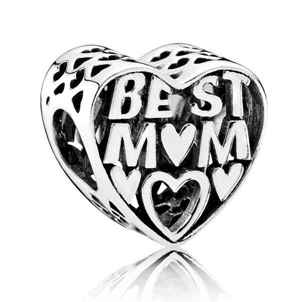 Пандора Шарм Лучшая мама (Best Mam) Pandora 791882