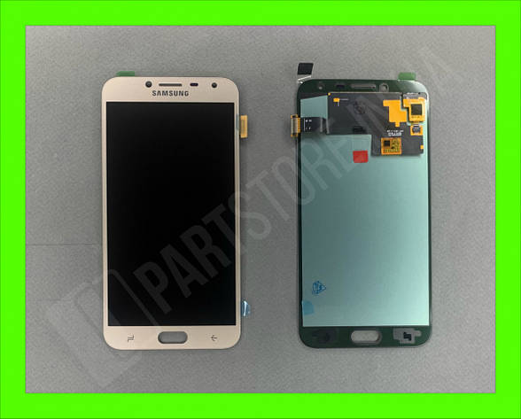 Дисплей модуль Samsung SM J400 OLED J4 Gold 2018, фото 2