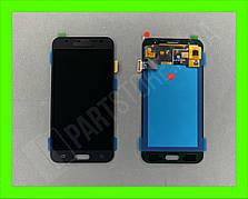 Дисплей модуль Samsung SM J500 OLED J5 Black 2015