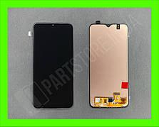 Дисплей модуль Samsung SM А205 OLED А20 Black 2019